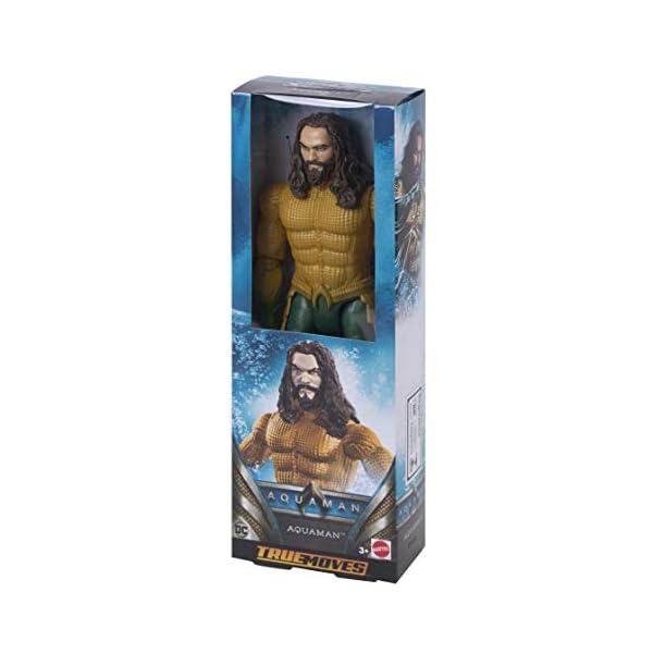 DC Aquaman™ Figura de acción Black Manta 30cm (Mattel FXF93) 5