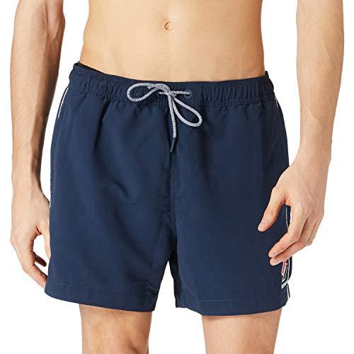 Superdry TRI Series Swim Short Bain, Bleu Marine (Nautical Navy), 2XL Homme