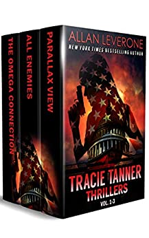 Tracie Tanner Thrillers, Volume 1-3 by [Allan Leverone]