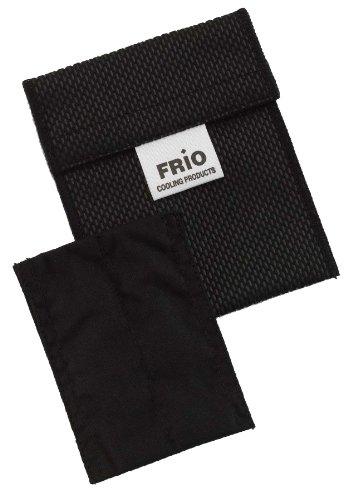 FRIO MINI Insulin Reisetasche, Per Paar, KEIN Eispack oder Batterien nötig, für Augentropfen in Standardgröße (bis zu 10 ml) oder Flaschen ABER KEIN PEN!