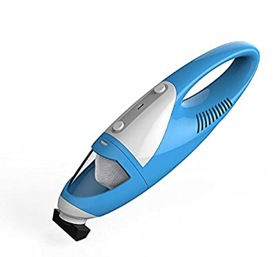 Car Vacuum Cleaner,NUWA Handheld Cordless Bagless Mini Vacuum Cleaner,Portable Handheld Lightweight Mini Car Vacuum Cleaner