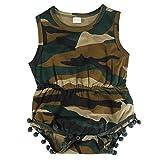 Baby Strampler, Camouflage Baby Boy Kleidung für die Jagd oder Militär Fans so tun Spiel Baby Mädchen Kleidung(100CM-Camouflage)