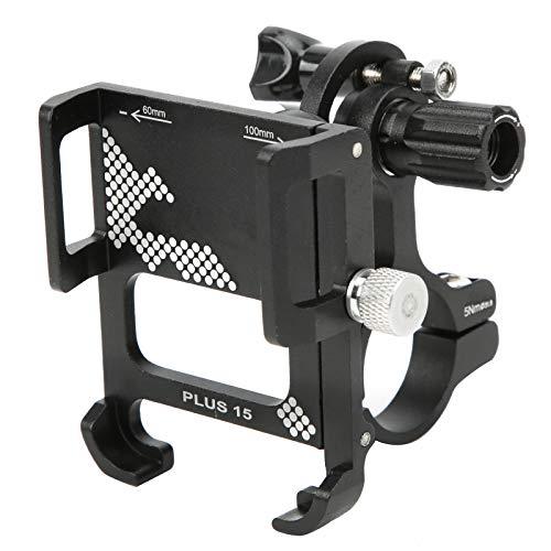 Faceuer Supporto per Telefono da Bicicletta, Supporto per Telefono da Bicicletta, Staffa di Montaggio per Manubrio per Moto