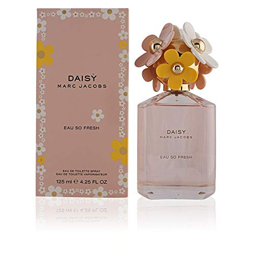 Marc Jacobs Daisy Eau so Fresh Eau de Toilette Spray, 4.2 Ounce