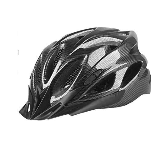 BOC Czz Fahrradhelm, Männer Und Frauen Mountain Road Bike Helm Reitausrüstung, Helm,C,Einheitsgröße