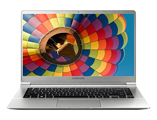 "Samsung Notebook 9 15"" FHD Intel i7-7500U 3.5GHz 8GB 256GB SSD Webcam Bluetooth Windows 10 Iron Silver"