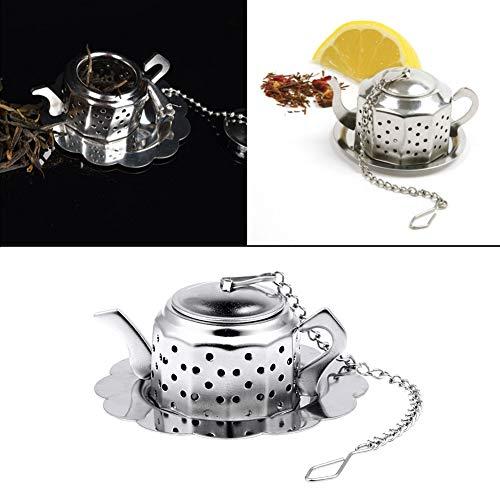 Para el té Paulclub acero inoxidable de Infuser del té