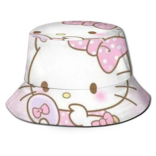 Buet Sombrero De Pescador Unisex Impreso De Doble Cara Buet Sombreros De Verano De Moda Protector Solar Folle Visor Deporte Al Aire Libre