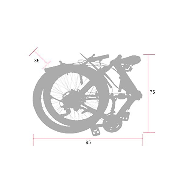 41esNb7+rjL. SS600  - 26 Zoll Rad 21 Gang E-Bike,Tragbares Lithium-Batterie Mountainbike,Klappbare Elektrofahrrad Mit 350w Bürstenloser Motor