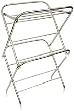 PARASNATH Prime Stainless Steel 15 Rods Extra Large Foldable Cloth Dryer/Clothes Drying Stand - Made in India