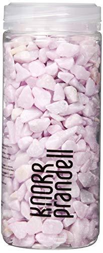 Knorr Prandell 218236209 Dekosteine 9-13 mm 500 ml, Farbe: Rosa