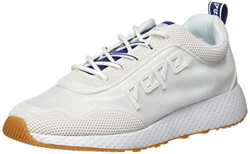 Pepe Jeans Koko IVE, Zapatillas Mujer, Color Blanco Optic White 802, 39 EU