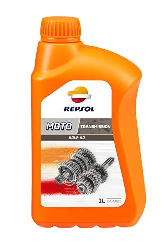 Repsol RP173Y51 Moto Transmisiones 80W-90 Aceite de Motor, 1 L
