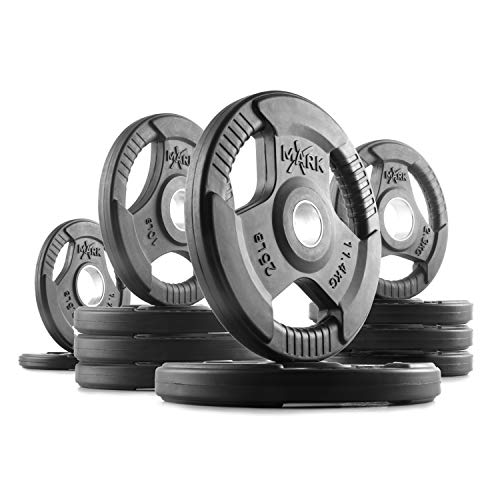 XMark Fitness Olympic Weigh Plates