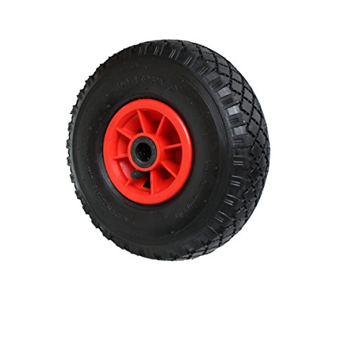 Rad 260x 85x 20cm, Reifen 3. 00–4PR2Sackkarre, Tragkraft: 136kg