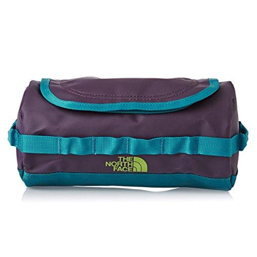 The North Face, Beauty Case da viaggio, Blu (Dark Eggplant Purple/Enamel Blue), 24 x 12,5 x 12,5 cm, 3,5 litri