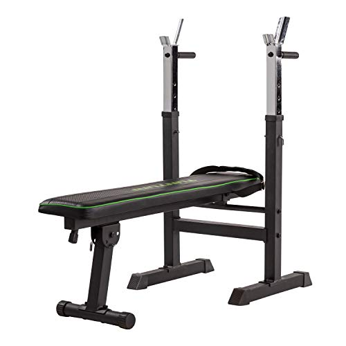 Tunturi WB20 Basic Weight Bench Banco de Pesas, Negro, 1