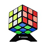 Cubelelo YJ GuanLong 3x3 Black Speedcube Puzzle Magic Toy
