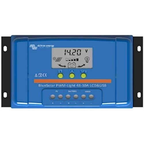 Victron Energy - Régulateur de charge solaire PWM 30A