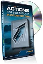 Learning Actions and Automation in Adobe Photoshop CS4 tutorial DVD - Training Video for Photoshop CS4