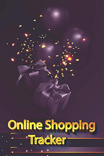Online Shopping Tracker: buying Notebook,Organizer,Log Book. Keep track of your personal, business and household online purchases.(6' x 9', quality ... Souls' Day mommy daddy women grandpa cousin