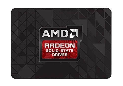 OCZ RADEON-R7SSD-240G Externe SSD 240GB (6,4 cm (2,5 Zoll), SATA III) schwarz