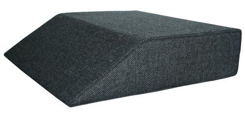 ISI HÜFTTEP XL orthopädisches Sitzkissen 43x43x Höhe 10 cm Farbe: anthrazit