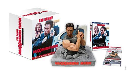 Maximum Risk (Uncut Version - Ultimate Collector´s Fan Edition) Exklusiv bei Amazon.de [Blu-ray]