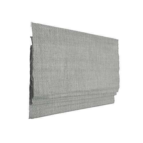 Victoria M. Ivora Estor Plegable, Cortina Plegable paqueto, 120 x 175 cm, Gris