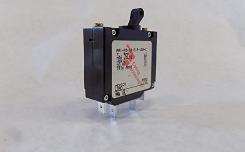 AA1-F0-10-210-1D2-C - Miniature Molded Case Circuit Breaker