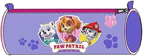 Paw Patrol – Estuche escolar cilíndrico Just Yelp Paw Patrol: Amazon.es: Oficina y papelería