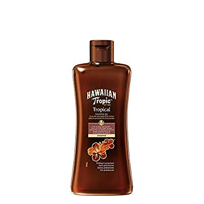 Hawaiian Tropic Tropical Tanning