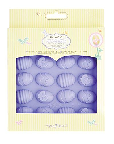 Kitchen Craft Hophuntkit 25 pièces Sweetly Does It Bagged Hoppity œufs de Pâques Hunt kit avec Carte d'en-tête