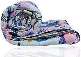 Decoforia Zig Zag Microfiber Reversible Quilt Blanket AC Comforter