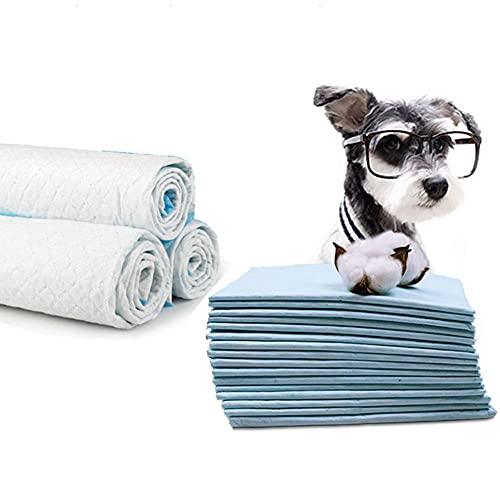 Welpen Trainingsunterlagen saugstarke Hunde-Pads, Hundeklo, Welpenunterlage, Welpentoilette für Zuhause,S