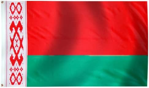 70% OFF Outlet Belarus Charlotte Mall Flag 6X10 Foot Nylon