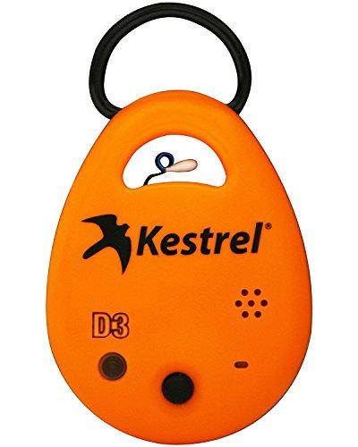 Kestrel Drop D3FW Fire Weather Monitor, Orange