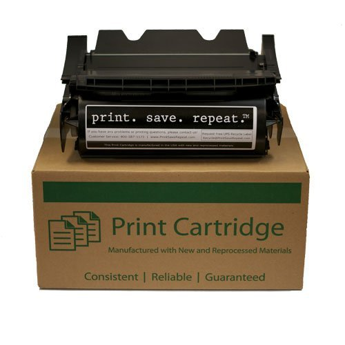 Print.Save.Repeat. Dell K2885 High Yield Remanufactured Toner Cartridge for M5200, W5300 [21,000 Pages]