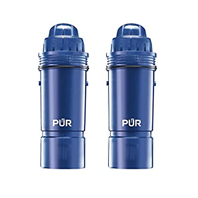 PUR 2-Stage Water Pitcher Replacement Filter, 2-Pack