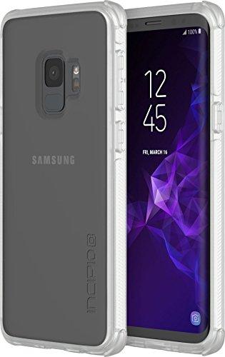 Incipio [Sport Series] Reprieve Case für Samsung Galaxy S9 - von Samsung zertifizierte Schutzhülle (frost) [Robust I Verstärkte Ecken I Strukturierter Bumper I Kratzfeste Beschichtung] - SA-927-FST