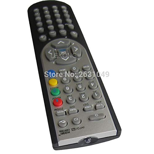 Ochoos - Mando a Distancia para televisor Oki V19C-PHDLUV V22B ...