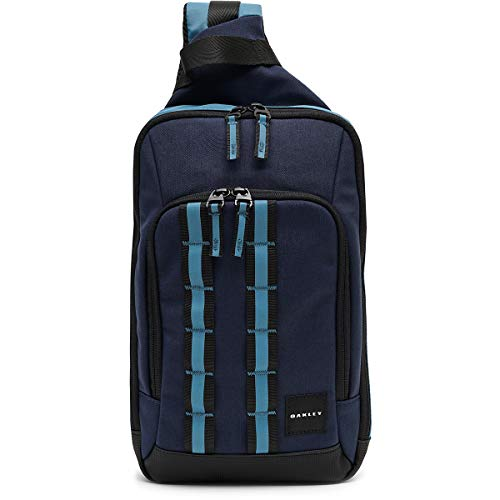 Oakley Mens Utility Sling Pack Foggy Blue One Size