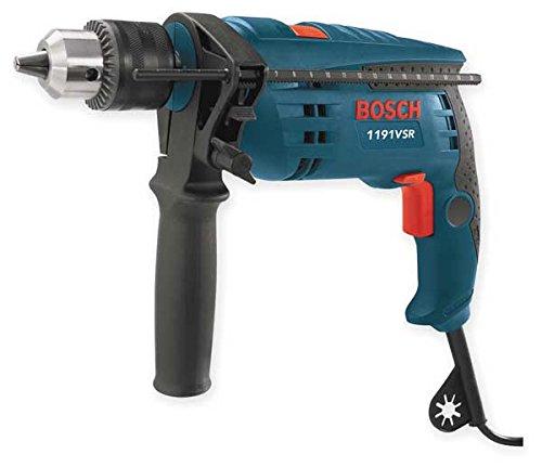 BOSCH 1191VSRK - 1/2\ Hammer Drill Kit'