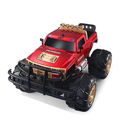 4WD Anfibio Control Remoto Toy Toy 2.4 GHz RC Coche, 16 Km/H Niños High Speed Racing Monster Vehicle Truck Hobby Toy Baterías Recargables RC Cars Juguetes para niños Niña Niños Adolescentes Adulto