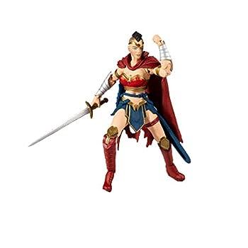 McFarlane - DC Build-A 7 Figures Wave 3 - Last Knight On Earth - Wonder Woman