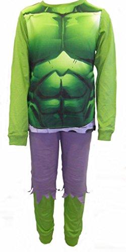 Marvel Der unglaubliche Hulk Boy Pyjamas 7-8 Jahre