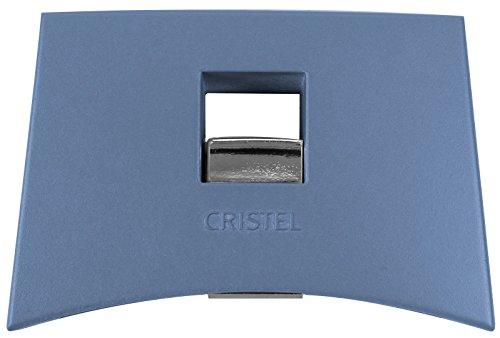 Cristel- Abnehmbarer Topfgriff Mutine grau