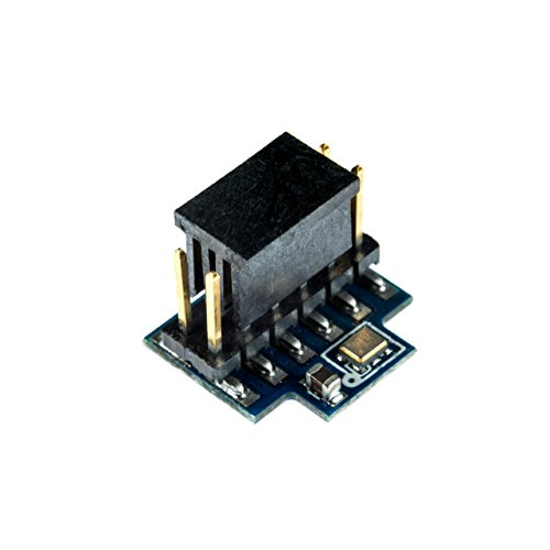 NooElec Tiny TCXO: 0.5PPM TCXO Modul für HackRF. Plug & Play, Kompatibel Aluminiumgehäuse für HackRF & GSG Acrylgehäuse. 0.5PPM, Ultra-Low-Phasenrauschen, Ultra-Low-Profile
