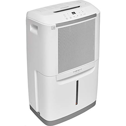 Frigidaire 70 Pint Dehumidifier with Wi-Fi, White
