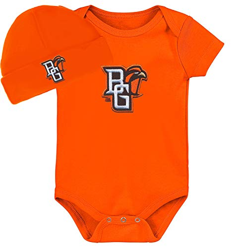 Future Tailgater Bowling Green Baby Onesie and Cap Set